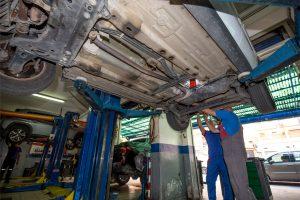sostituzione olio motore Palermo