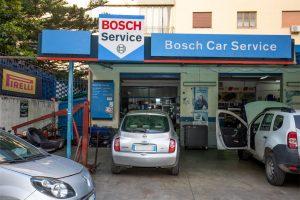 officina autorizzata Bosch car service Palermo